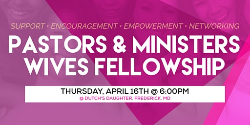 Pastor's and Minister's Wives Fellowship