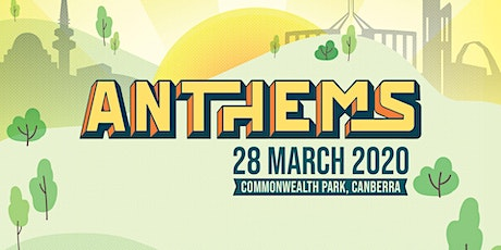 Anthems Festival 2020 tickets