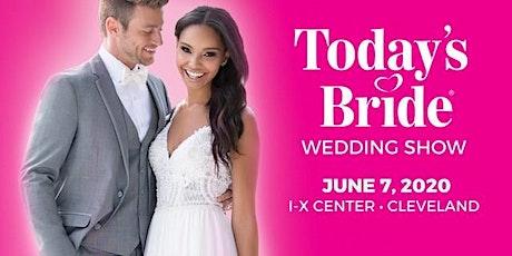 Today's Bride June 7 Cleveland Wedding Show tickets