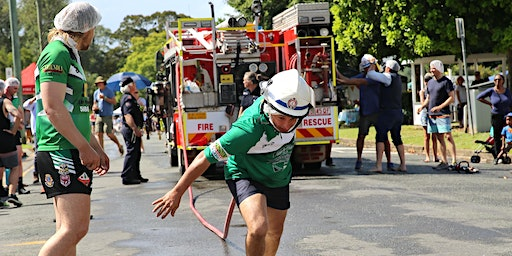 Fire Fighters Challenge Imbil Easter Carnival