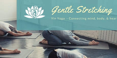 Yin Yoga - Gentle Stretching tickets