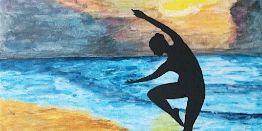 expositie: Schilderijen van een danser