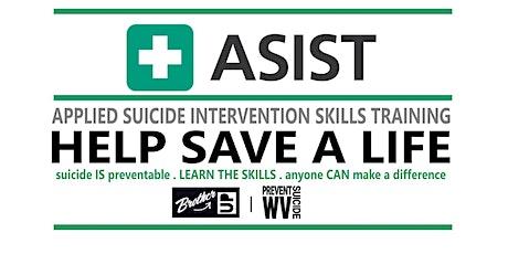 ASIST - Suicide Intervention Skills Training - WV tickets
