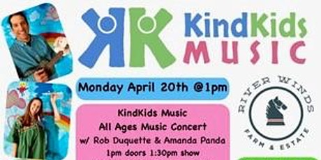 KindKids Music Show tickets