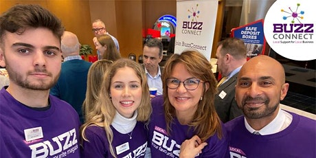POSTPONED UNTIL FURTHER NOTICE - Newbury BuzzConnect Metro Bank Networking tickets
