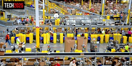Automating Amazon: Private Tour of Amazon's Fulfillment Center and Presentation on the Impact of Automation on Supply Chain Management tickets