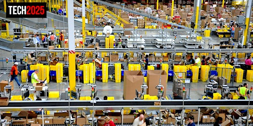 Automating Amazon: Private Tour of Amazon's Fulfillment Center and Presentation on the Impact of Automation on Supply Chain Management