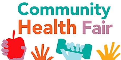 MSAP COMMUNITY HEALTH & RESOURCE FAIR 2020! tickets