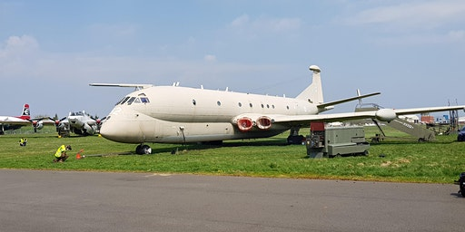 Nimrod XV232 - Engine Run Day (Fully booked)