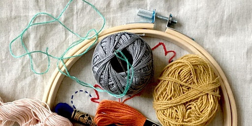 Meet Up: Embroidery, Art, Culture