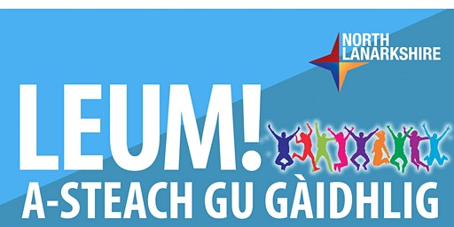 Leugh is Seinn le Linda at LEUM! A-steach gu Gàidhlig / LEAP! In to Gaelic