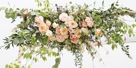 Wedding Floral Design Class 4: The Ceremony tickets