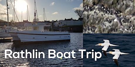 Rathlin Boat Trip tickets