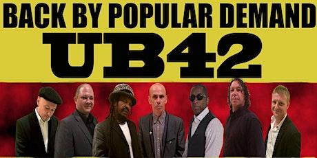 UB42  tickets