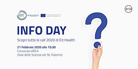 Info Day  Eit Health tickets