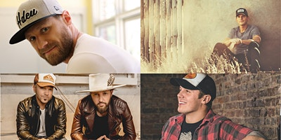 Chase Rice, LoCash, Granger Smith, Travis Denning