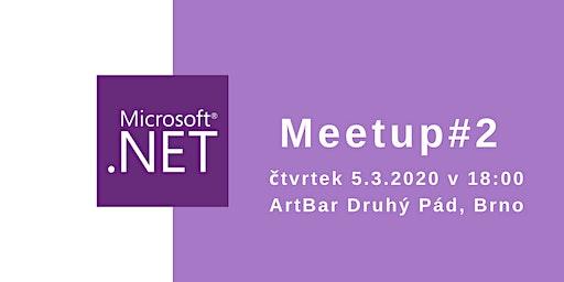.NET Meetup Brno #2