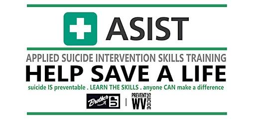 ASIST -  Suicide Intervention Skills Training - WV