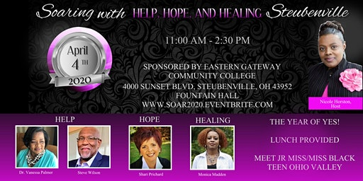 SOARING with HELP, HOPE, AND HEALING Steubenville, Ohio