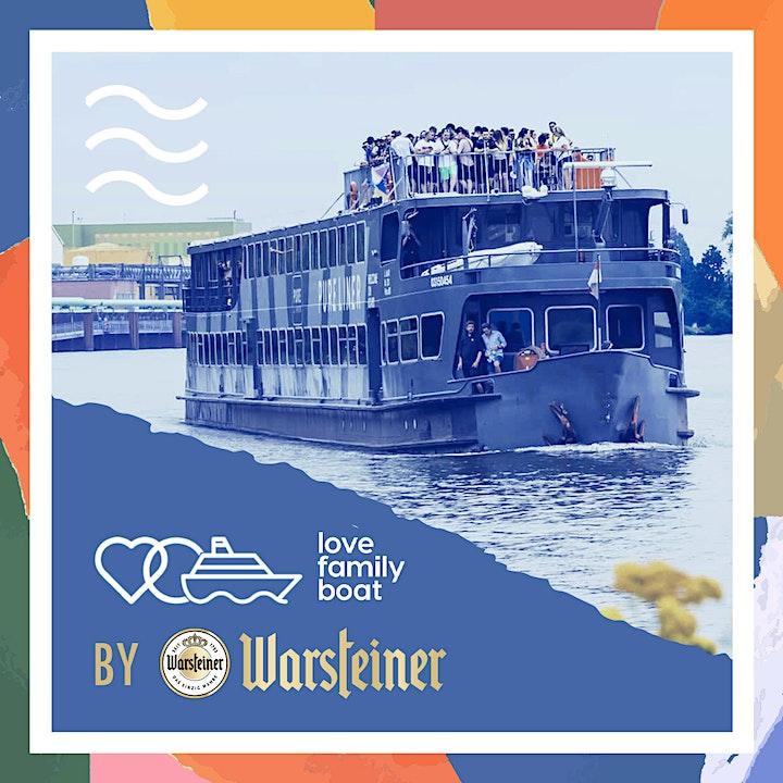 Love Family Boat 2020: Bild