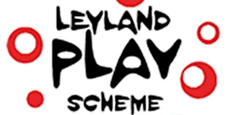 Play Leadership Training 2020 - Initial Training (Leyland Training Venue) tickets