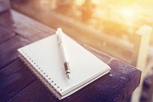At A Loss: A Grief Writing Workshop