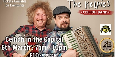 Ceilidh in the Capital: The Kelpies Ceilidh Band tickets