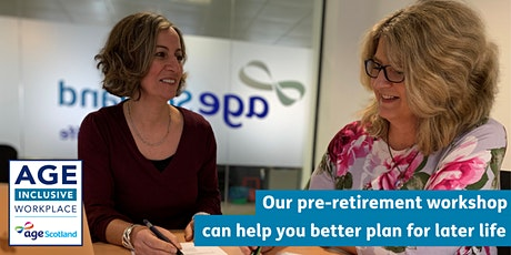 Planning for Your Future Pre-retirement workshop tickets