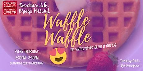 Cartwright Court Waffle-Waffle | Waffl Waffl Cwrt Cartwright tickets