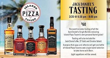 Jack Daniels Tasting