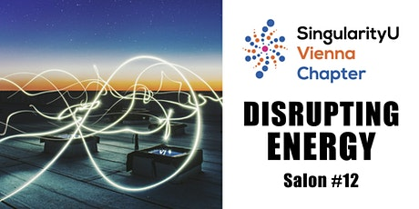 Salon #12: DISRUPTING ENERGY Tickets
