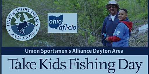 Take Kids Fishing- Dayton, OH