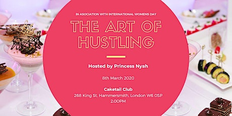 The Art Of Hustling tickets