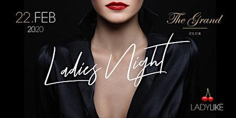 Grand Ladies Night tickets