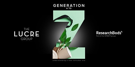 Gen Z - understanding a new digital audience tickets