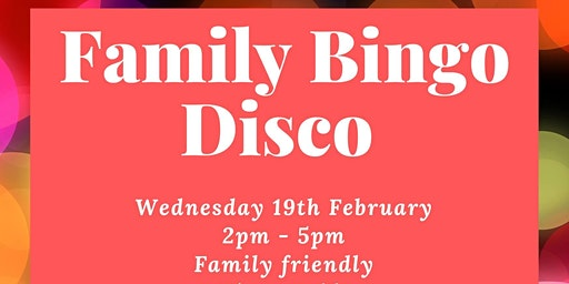 Family disco bingo