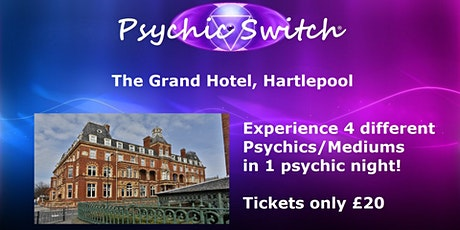 Psychic Switch - Hartlepool tickets