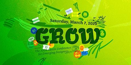 GROW 2020 tickets