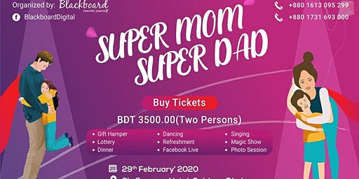 Super Mom Super Dad