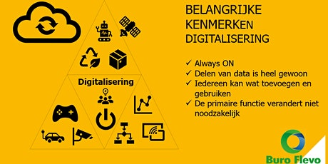 3e ICT XperienceDay Dronten - Digitaliseren van je Dienstverlening tickets