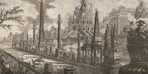 AIA Columbia February Monthly Membership Meeting: The Digital Piranesi