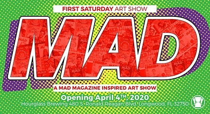 M A D a Mad Magazine Art Show tickets