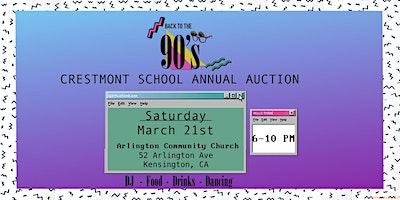 Crestmont School Annual Spring Auction
