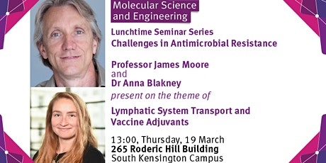 Lymphatic System Transport and Vaccine Adjuvants tickets