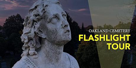 Flashlight Tour: Crime Through Time tickets