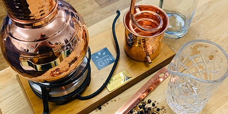 Distilling experience for two - shared still tickets