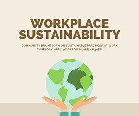 Workplace Sustainability Tickets