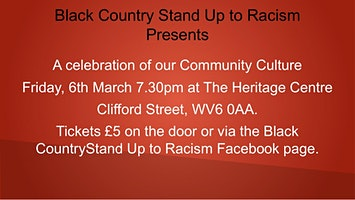 A Celebration of our Community Culture