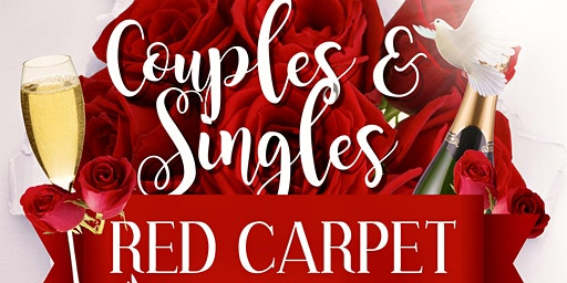 Couples And Singles Red Carpet Affair