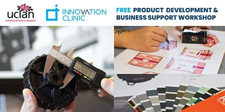 FREE Product development and business support workshop tickets